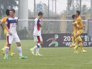 U18国足3-0纽卡斯尔喷气机U18获潍坊杯首胜,蔡明民连场破门
