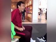 冯潇霆使坏却被张琳芃识破,国足队长你这样真的好吗?