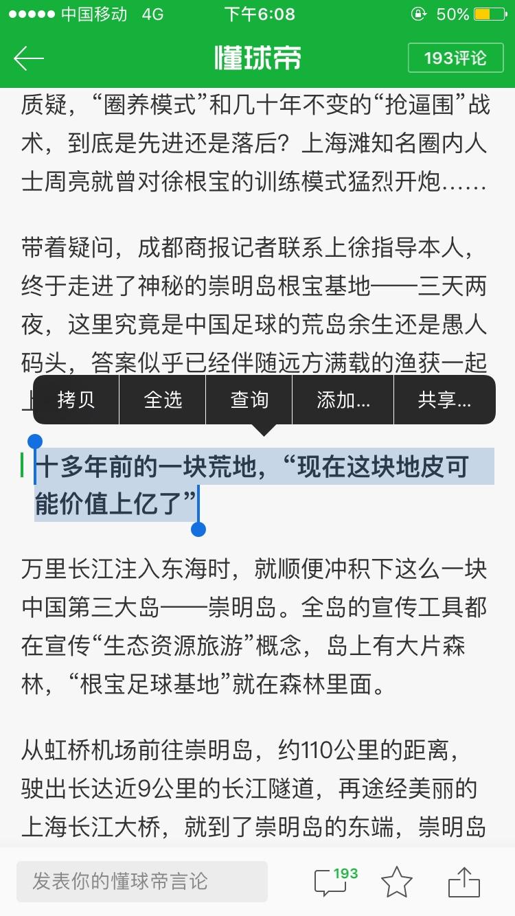 根宝基地——中国足球的荒岛余生还是愚人码头?