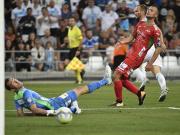 欧联杯资格赛综述:热尔曼戴帽马赛取胜;中国联赛前外援破门