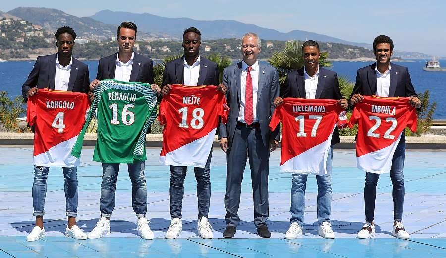 法甲赛季前瞻:内马尔成巴黎最后拼图,摩纳哥欲
