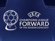 C罗?梅西?迪巴拉?谁能荣膺上赛季欧冠最佳前锋?