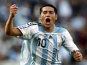 绝对巨星:阿根廷中场魔术师里克尔梅职业生涯精彩瞬间