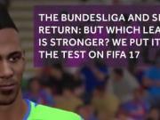 FIFA17德甲全明星vs意甲全明星,猜猜最终结果如何?