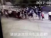 中国职业联赛再现场外暴力,包头球迷呼吁球迷流氓道歉