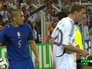 防守的艺术:06年世界杯半决赛,卡纳瓦罗的精彩表现