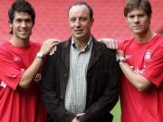 13年前的今天红军签下路易斯-加西亚和阿隆索,完成冠军拼图