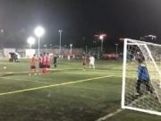 鞠客视频:任意球打穿人墙,深圳杯惊现任意球大师