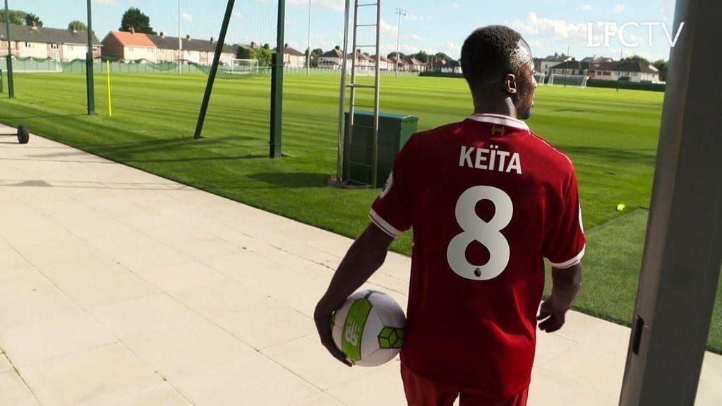 bbc:利物浦支付4800万镑解约金,纳比-凯塔明年7月加盟