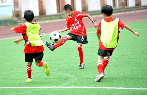 关于小学足球教学、训练及比赛中存在的一些问