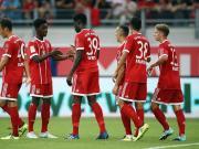 比赛集锦:奥芬巴赫踢球者 1-4 拜仁慕尼黑