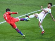 比赛集锦:韩国 0-0 伊朗