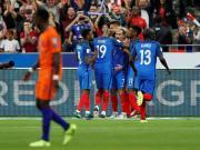 比赛集锦:法国 4-0 荷兰