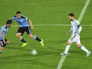 比赛集锦:乌拉圭 0-0 阿根廷