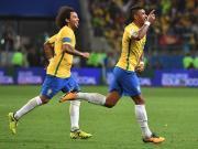 比赛集锦:巴西 2-0 厄瓜多尔