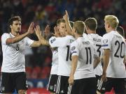 比赛集锦:捷克 1-2 德国