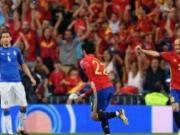 比赛集锦:西班牙 3-0 意大利