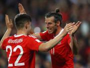 比赛集锦:威尔士 1-0 奥地利