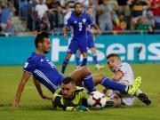 比赛集锦:以色列 0-1 马其顿
