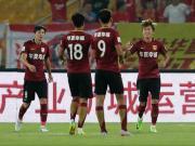 比赛集锦:天津权健 0-7 河北华夏幸福