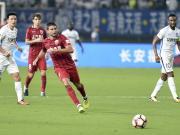 比赛集锦:上海上港 3-1 天津亿利
