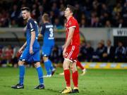 比赛集锦:霍芬海姆 2-0 拜仁慕尼黑