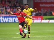 比赛集锦:弗赖堡 0-0 多特蒙德