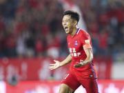 比赛集锦:重庆当代力帆 2-0 辽宁沈阳开新