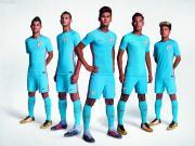 猛虎下山?耐克发布印度国家队全新主场球衣