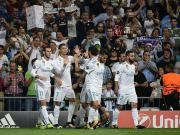 比赛集锦:皇家马德里 3-0 希腊人竞技