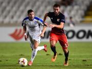 比赛集锦:阿波罗利马索尔 1-1 里昂