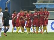 比赛集锦:天津亿利 1-5 长春亚泰