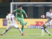 比赛集锦:北京中赫国安 1-2 广州富力