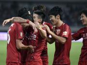 比赛集锦:上海上港 6-1 上海绿地申花