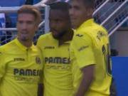 比赛集锦:阿拉维斯 0-3 比利亚雷亚尔