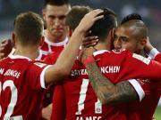 比赛集锦:沙尔克04 0-3 拜仁慕尼黑
