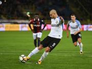 比赛集锦:博洛尼亚 1-1 国际米兰