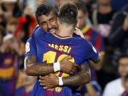 比赛集锦:巴塞罗那 6-1 埃瓦尔