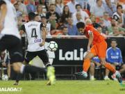 比赛集锦:瓦伦西亚 5-0 马拉加