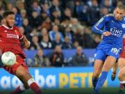 比赛集锦:莱斯特城 2-0 利物浦