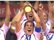 1991年的中国到2019年的法国,用两分钟回顾女足世界杯的历史