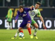 比赛集锦:沃尔夫斯堡 1-1 云达不莱梅