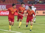 比赛集锦:中国U19 2-1 阿曼U19
