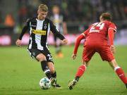 比赛集锦:门兴格拉德巴赫 2-0 斯图加特