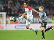 比赛集锦:奥格斯堡 1-0 RB莱比锡