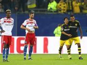比赛集锦:汉堡 0-3 多特蒙德