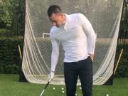会玩,特里还会颠高尔夫球