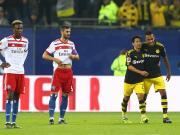 多特3-0客胜汉堡,香川赛季首球,奥巴梅扬、普利希奇破门