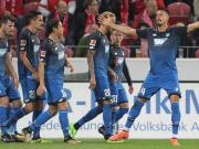 德甲第5轮综述:科隆惨遭联赛五连败;霍村逆转绝杀美因茨