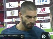 卡拉斯科:我接受教练的安排